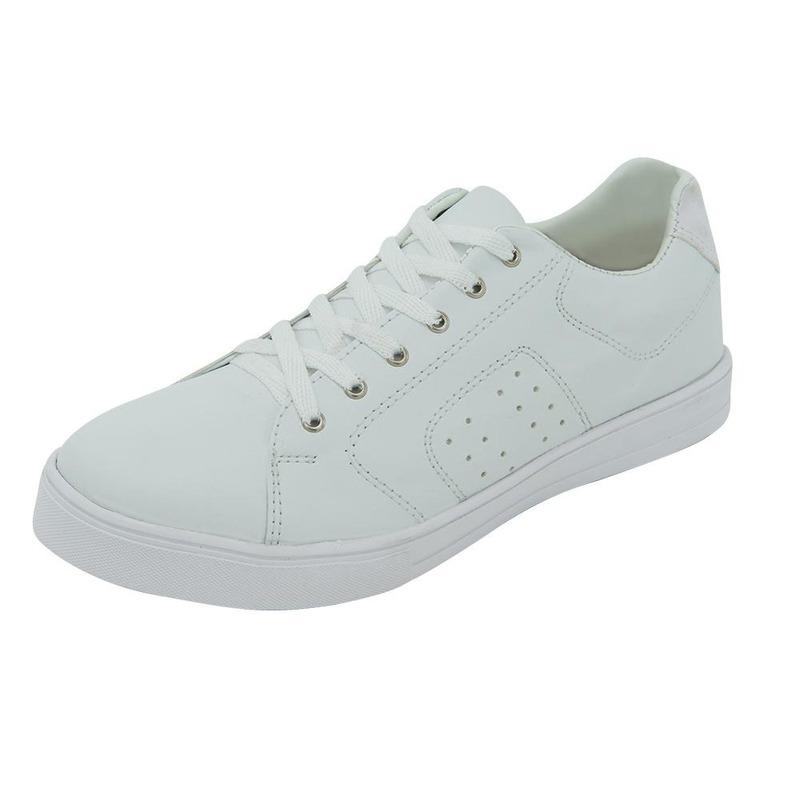 Combo Sneakers 2X1 Blanco Y Negro 017570