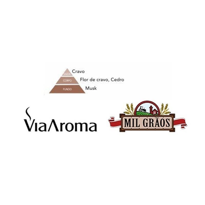 Essencia de Cravo 10ml - Via Aroma