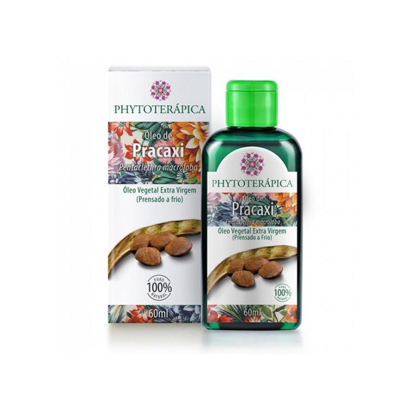 Oleo Vegetal de Pracaxi - Phytoterapica 60ml