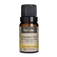 Oleo Essencial de Bergamota Italiana - 10ml - Via Aroma