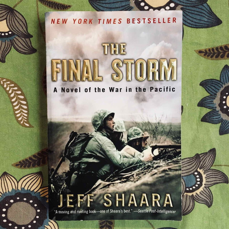 Jeff Shaara. THE FINAL STORM.
