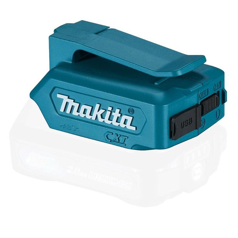 Adaptador Compacto para Dispositivos USB (Carregador para Dispositivos Moveis) - ADP06 - Makita