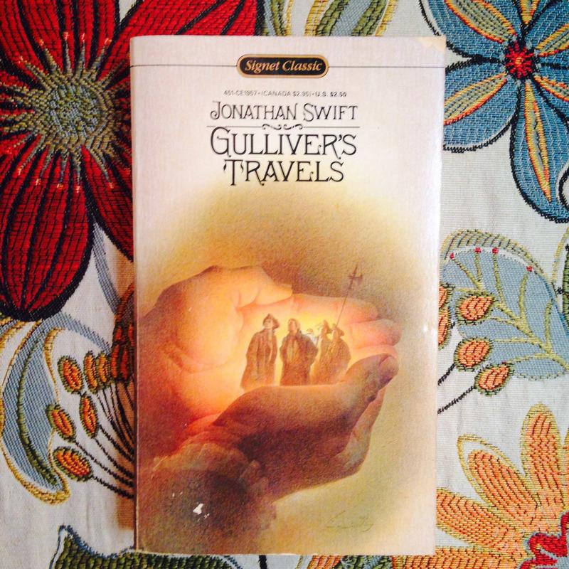 Jonathan Swift. GULLIVER'S TRAVELS.