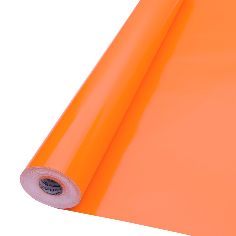 Vinil adesivo colormax laranja larg.1,0 m