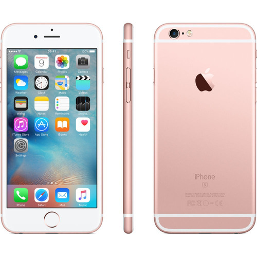 iPhone 6s - Ouro rosa - 32 GB - 2 GB