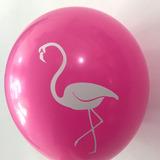 globo flamenco 12 pulgadas desinflado apto helio