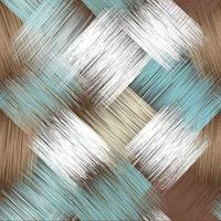 Tecido impermeável Acqua Soleil geométrico artistic marrom