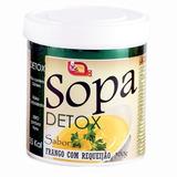Sopa DETOX - Frango com Requeijao - 300g - Mosteiro Devakan
