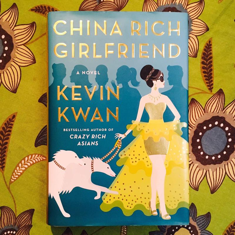 Kevin Kwan. CHINA RICH GIRLFRIEND.