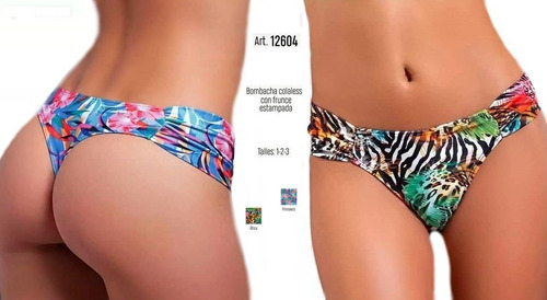 c20627639ac3 Arma Tu Bikini Malla Cocot Colaless Estampada Art 12604 en venta en ...