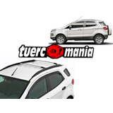 kit 104 kit mercadolibre barras aluminio tipo original ecosport kinetic 2013/...
