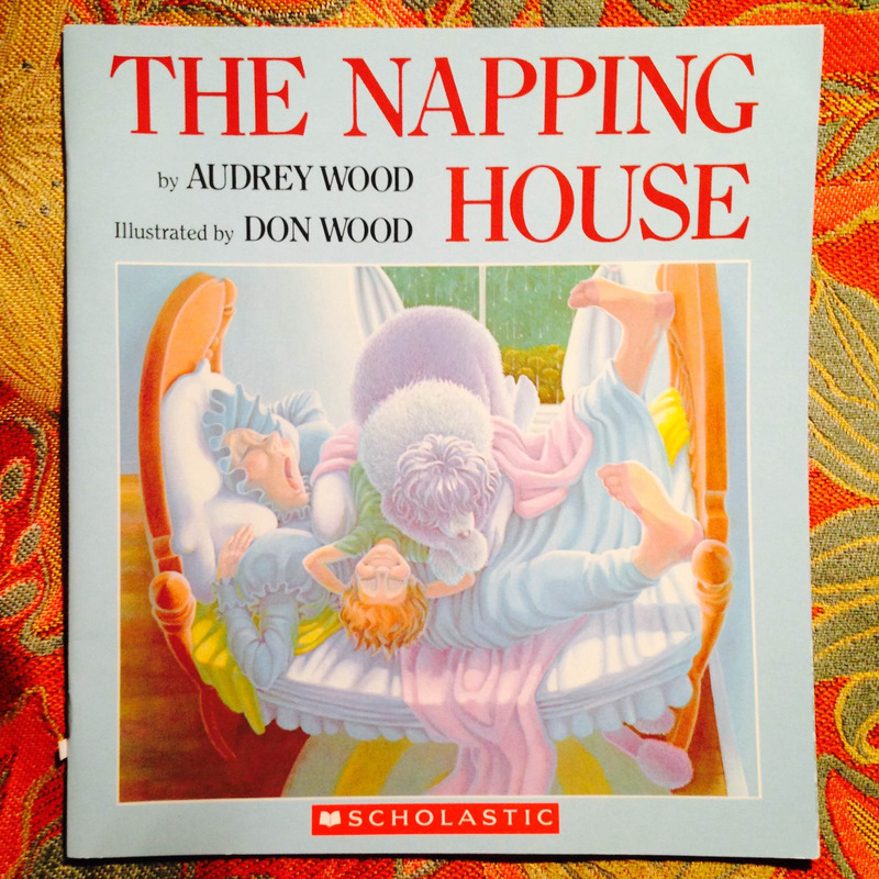 Audrey & Don Wood.  THE NAPPING HOUSE.