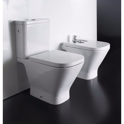 Inodoro roca the gap bidet tapa inodoro tapa bidet for Inodoro gap medidas