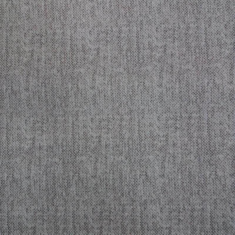 Tecido veludo para decoração cinza com marrom Larg. 1,40 m
