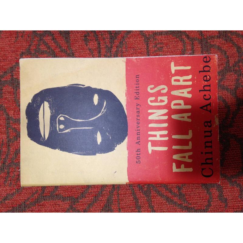 Chinua Achebe. THINGS FALL APART.