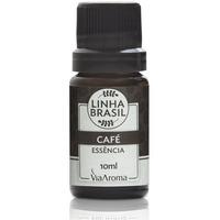Essencia de Cafe - 10ml - Linha Brasil - Via Aroma