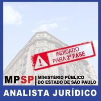 Curso Tutela de Interesses Difusos e Coletivos Analista Jurídico MP SP 2018 - Pós-edital