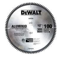 """Disco de Serra para Alumínio 12"""" com 100 Dentes - DW03240 -"""