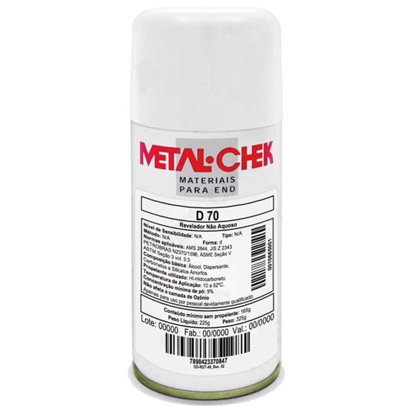 REVELADOR METAL-CHECK  D70