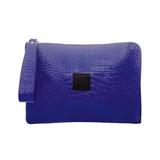 Marilyn Azul Cuero Croco Dior