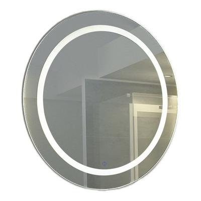 Espejo Circular  Luz Touch Led 28w Dimerizable