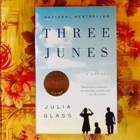 Julia Glass.  THREE JUNES.