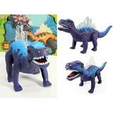 Dinosaurio con movimiento, luz y sonido