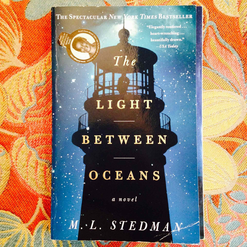 M.L. Stedman.  THE LIGHT BETWEEN OCEANS.