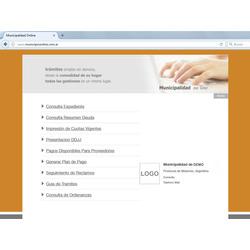 Municipio Online - Alquiler Anual