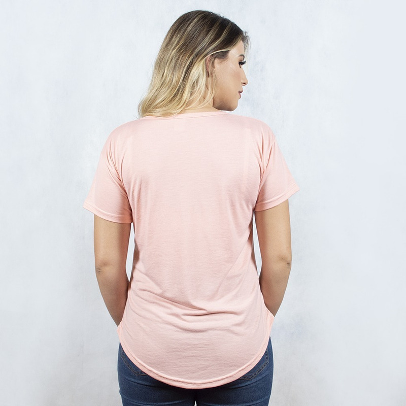 BATA FEMININA SALMÃO - PIZZA