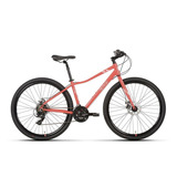 Bicicleta Urbana Sense 2020 Move Salmão Aro 29 21v Tourney