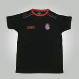 Camiseta de niño negra
