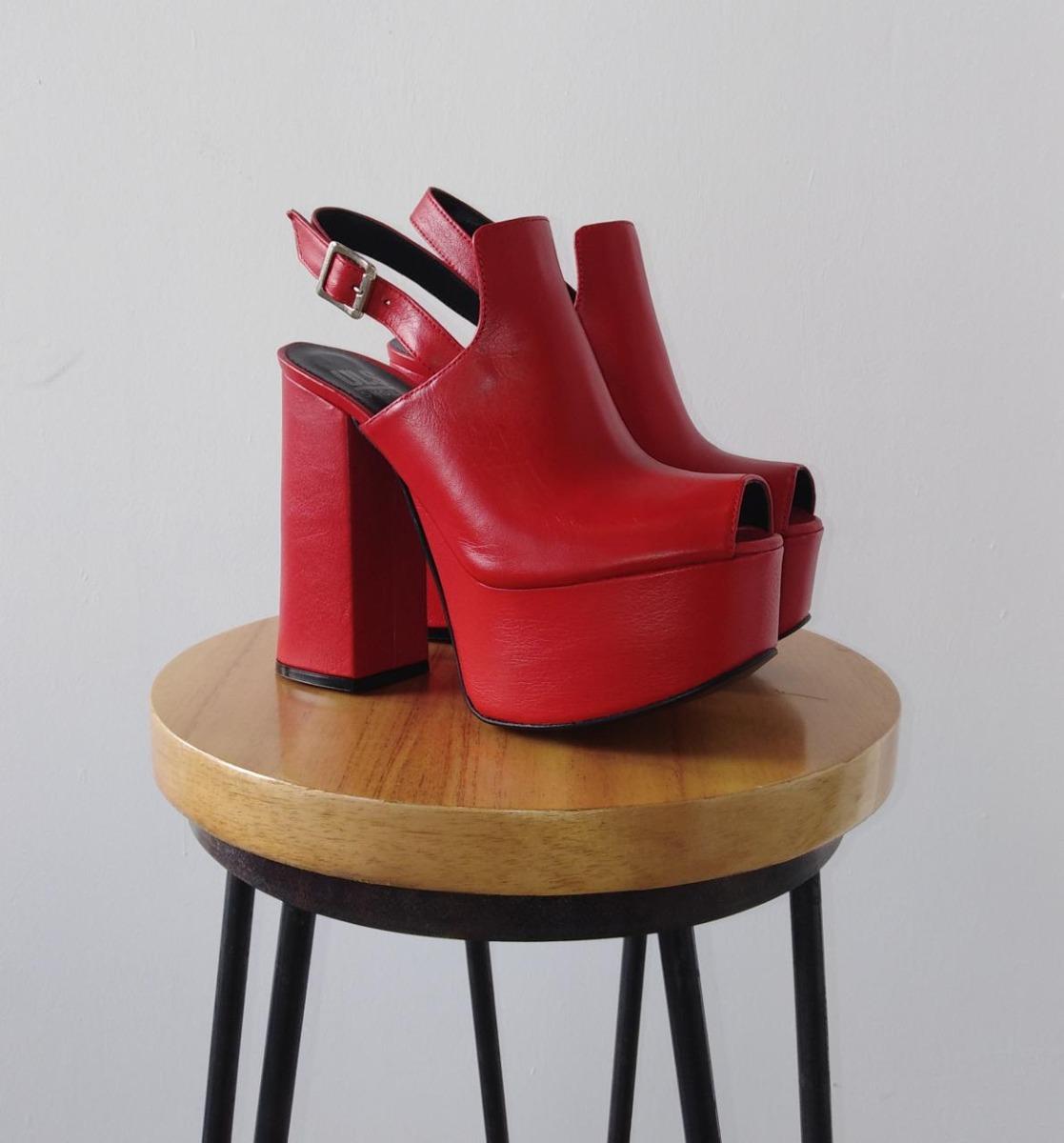 Sandalia 1337/1 Rojo
