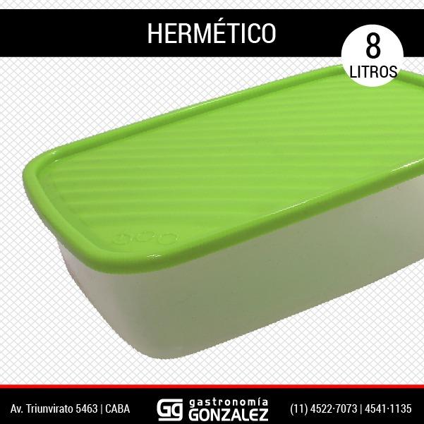 Hermetico R8