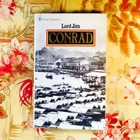 Joseph Conrad.  LORD JIM.