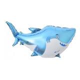 globo tiburon 35 cm sin inflar