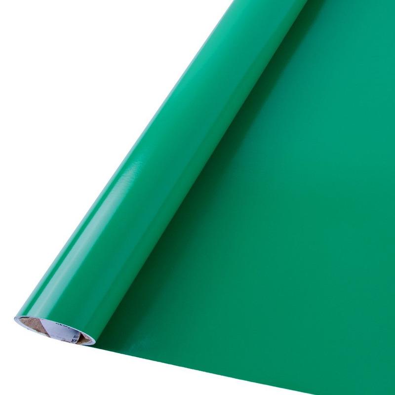 Vinil adesivo Goldmax verde bandeira larg. 0,61 m