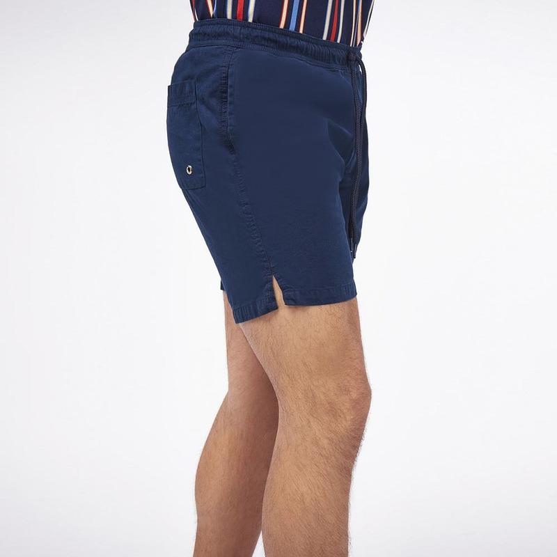 Short Azul Marino 019237
