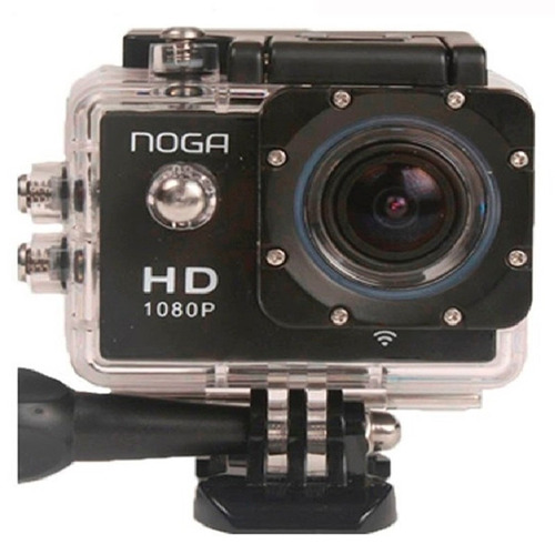 Camara Nogapro Action Cam 1080p Full Hd Sumergible