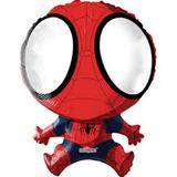 globo h araña 35cm desinflado