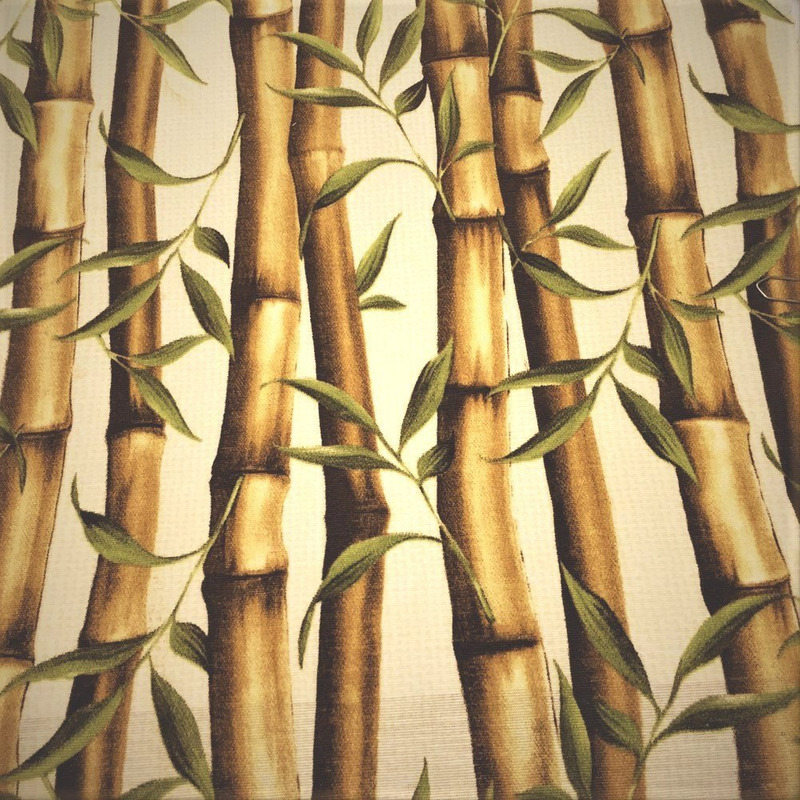 Tecido impermeável Acqua Soleil bambu bronze