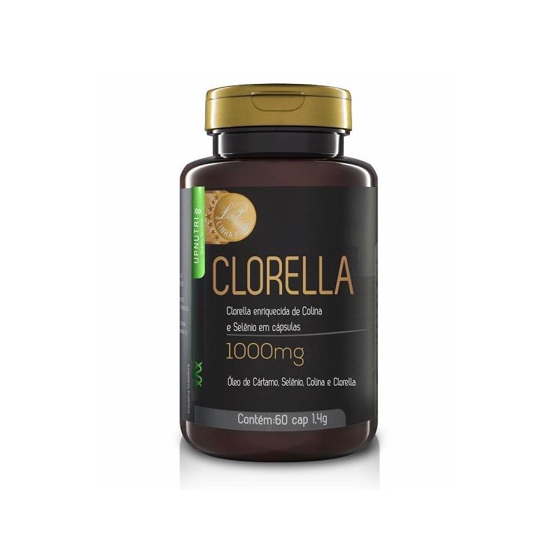 Clorella - 60Caps. - 1000mg - UpNutri