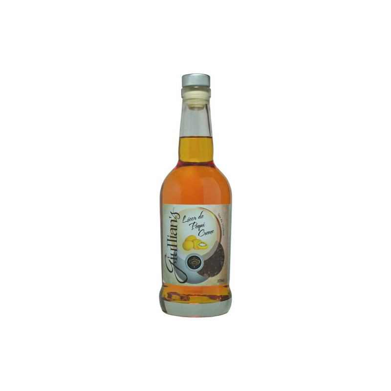 Licor de Pequi Creme 370ml - Giullian's