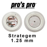 Pro's Pro Corda Strategem 1,25mm 200M Branca