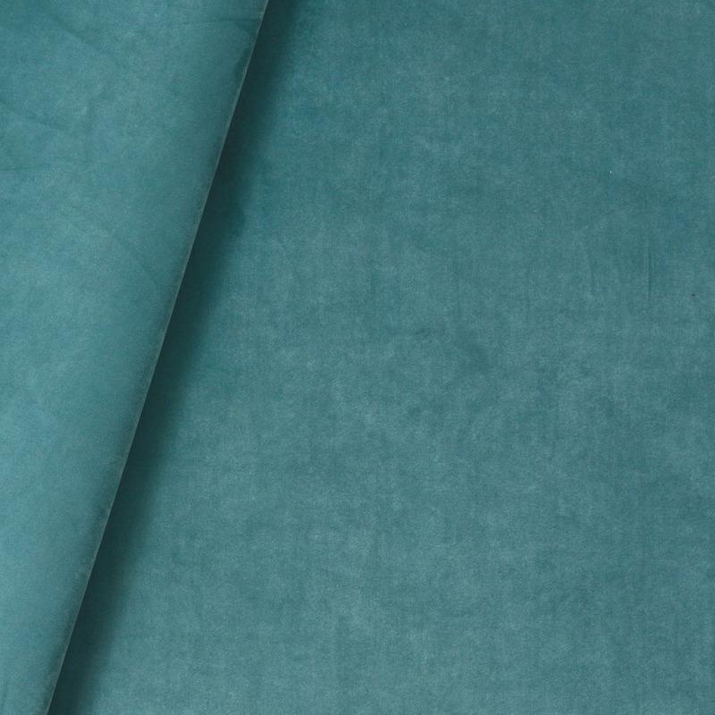 Tecido veludo real verde água Coleção New York IV