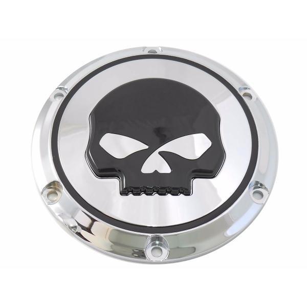 Tampa Skull Primaria Motor Harley Xl 04-16 - 34992-04