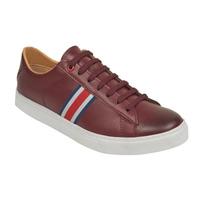 Sneakers vino franja lateral 018572