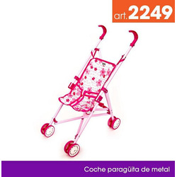 Cochecito Paraguita de Metal 2249 Lyo...