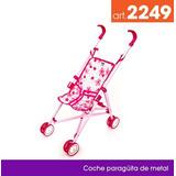 Cochecito Paraguita de Metal 2249 Lyon Toys