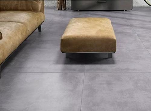 Porcelanato L Cemento Alisado Gris Spl Rectificado 80x160 1a